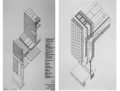 HAND DRAFT ORTHOGRAPHIC DWG